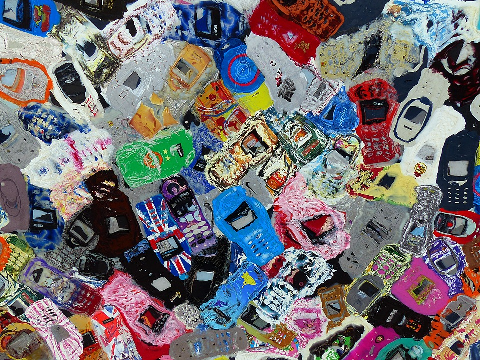 Is your old mobile worth telephone numbers?