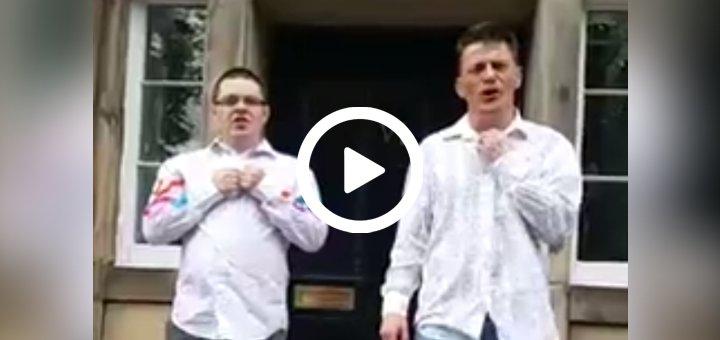 Brave-hearts battling parental alienation tell of success after Edinburgh march