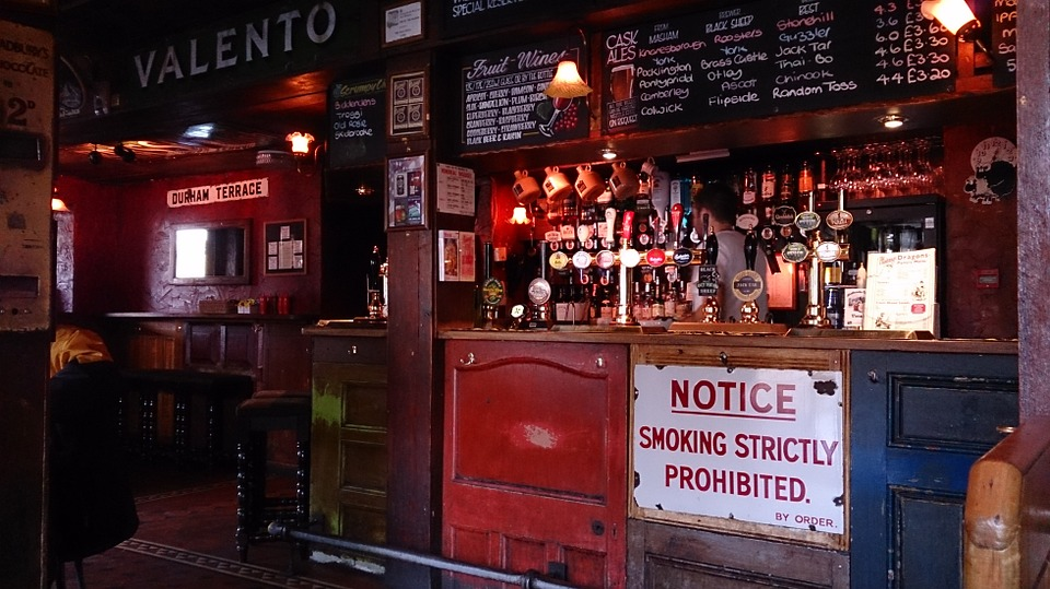 A tad over the top – or should swearing in pubs be banned?