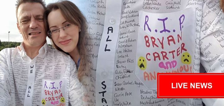 Marching for Bryan – and all the victims of Parental Alienation