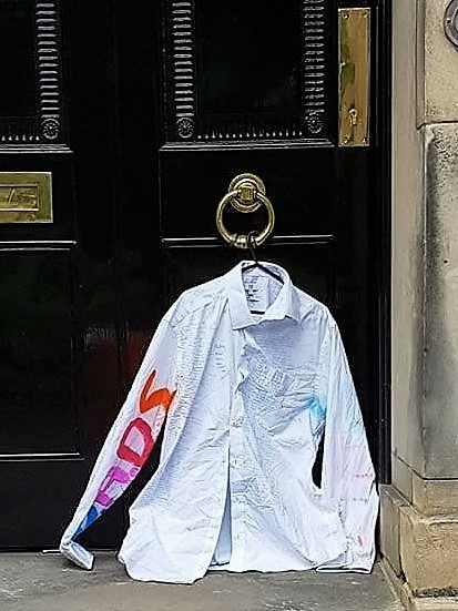 COUNTDOWN! Parental alienation campaigners set to GET SHIRTY in Manchester and Liverpool