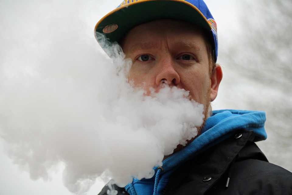 Head in the clouds as experts get the vapours over drugs…