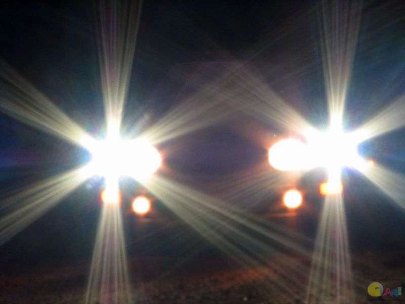 Blind terror of our new headlights – finally, they're seen as a problem!