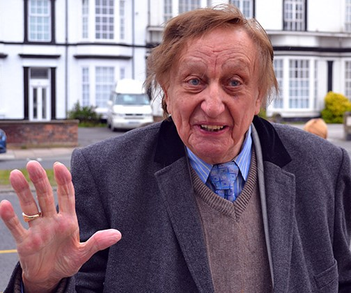 The day I saw heartbreak  of comedy king Ken Dodd
