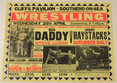Wrestling with the past is like looking for a giant in haystacks