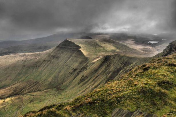 Who Dares Wins as mums and grans join parental alienation campaigners in the Brecon Beacons