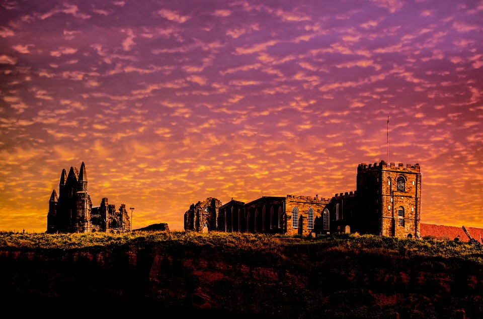 Blood in the Red Skies of Whitby