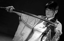 Fay Goodman tells how Samurai, music and a belief in film and media can change our world