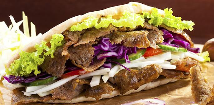 Abra-kebab-ra! Shedding light on a bloke's dream come true!