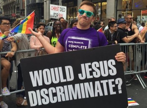 Pride or prejudice? Pride of LGBT  or 'the bigotry' of  the Vatican?