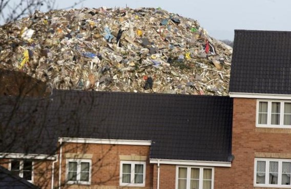 Why recycling waste for your local council is shameful load of rubbish
