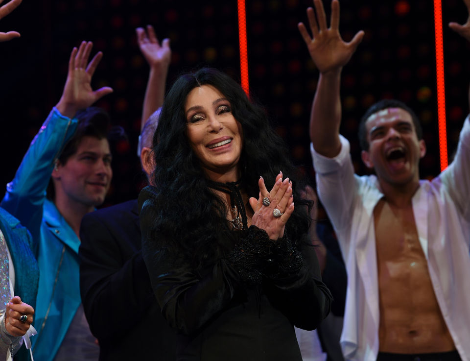 Believe it or not – here we go again as Cher tours UK, Europe and US