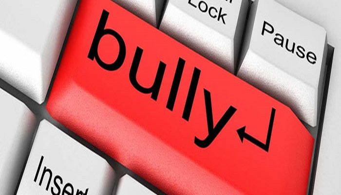 I will not be bullied by political activists, not now – not ever!