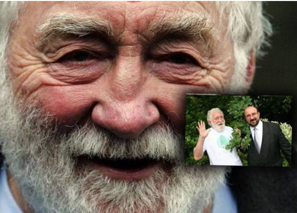 Dr Telensky's sadness over TV botanist David Bellamy