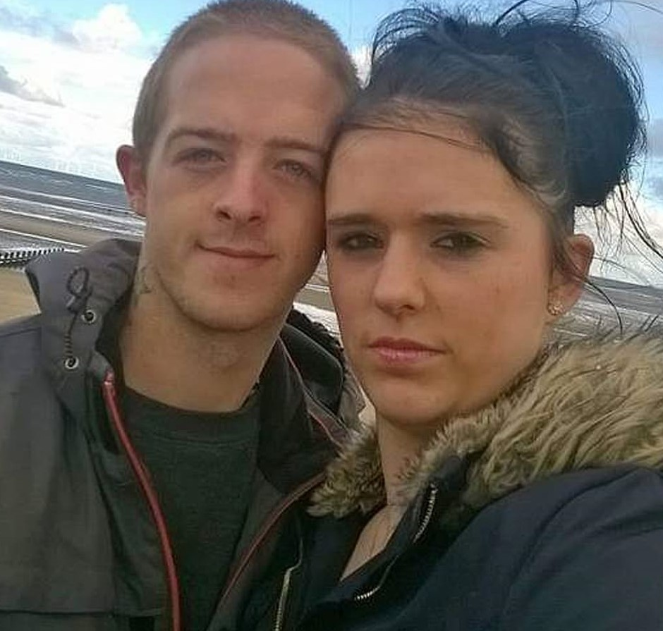 Threats to 'shop' young couple over GoFundMe plea for Christmas cash