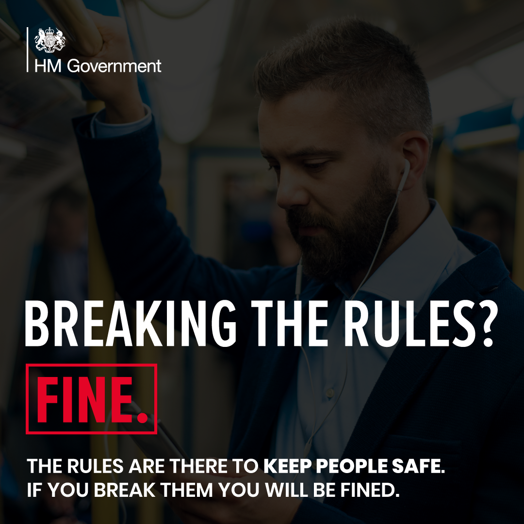 The rules to keep people safe