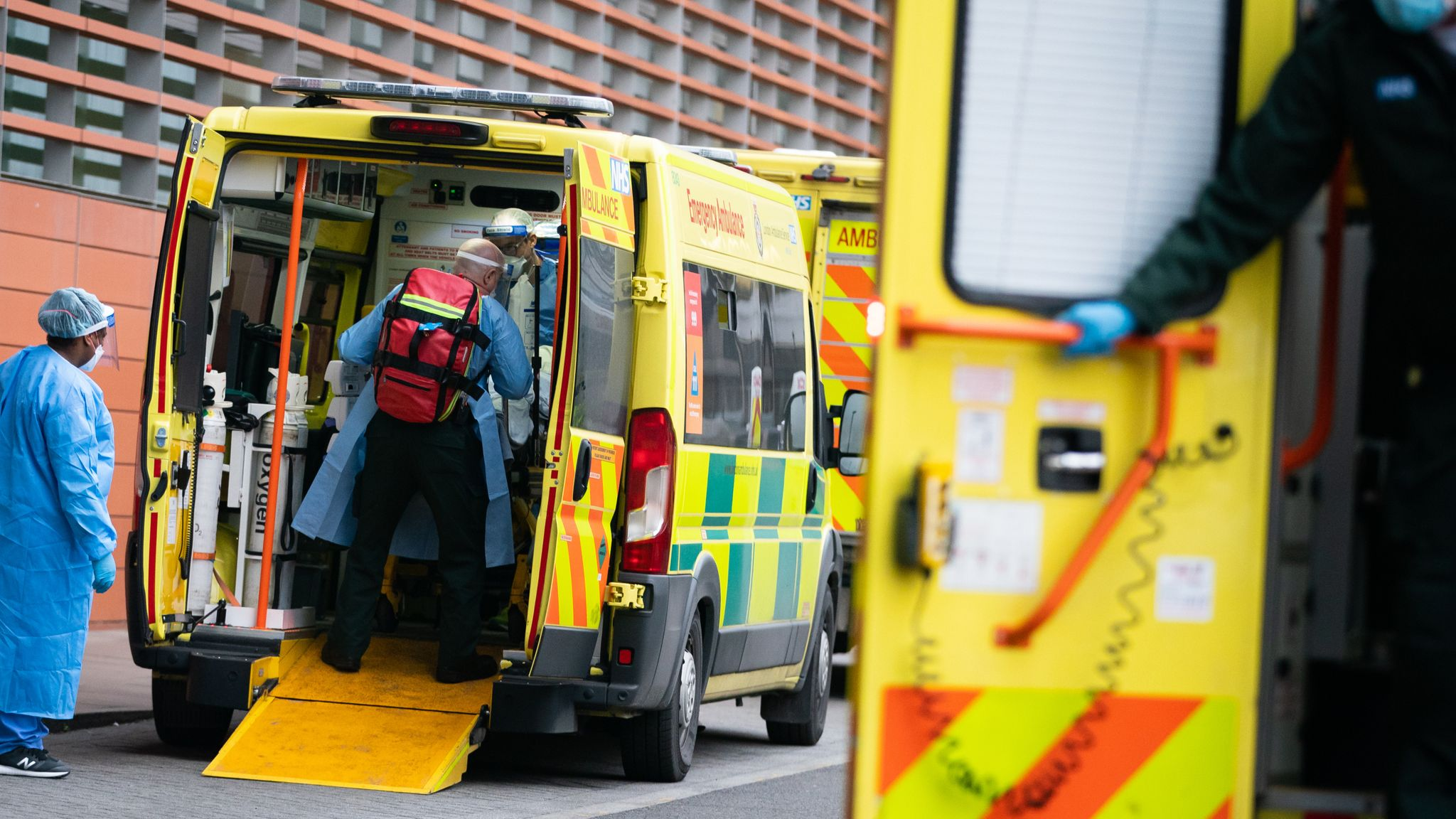 COVID-19: UK hits highest ever daily reported deaths, with 1,325 fatalities