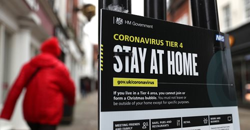 COVID UK news live – latest updates: PM wants to ease lockdown 'prudently, cautiously' so UK is not 'forced to retreat'