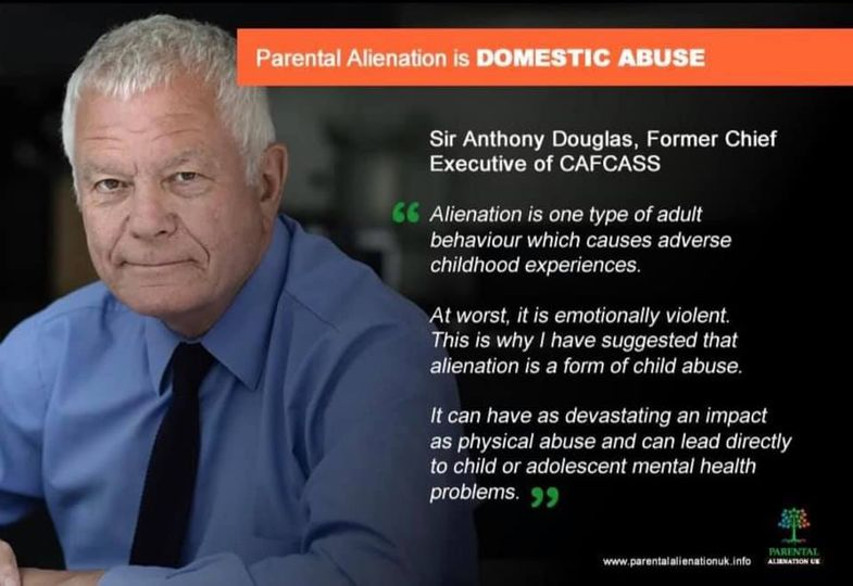 Parental Alienation is DOMESTIC ABUSE